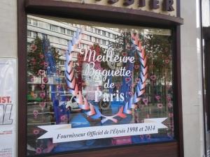 Bestes Baguette in Paris