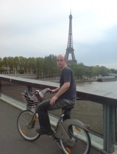 Fahrradverleih in Paris