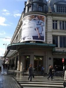 Bon Marché Kaufhaus in Paris