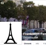 Frankreich Fan Facebook