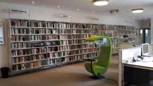 Bibliothek - Goethe-Institut Paris