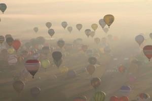 Frühstart Ballons - Lorraine Mondial