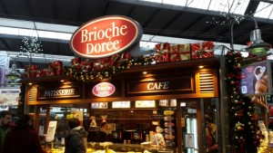 Brioche Dorée München - Kiosk am Hauptbahnhof