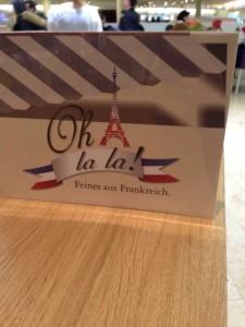 Oh là là - Feines aus Frankreich