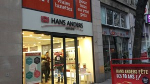 Hans Anders Strasbourg