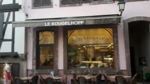 Kougelhopf Strasbourg