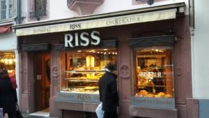 Riss Strasbourg