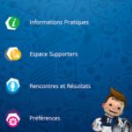 Fanguide-App der UEFA zur EM 2016