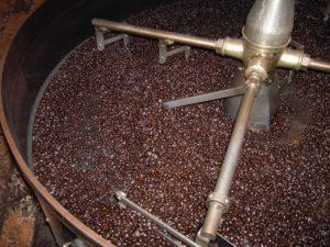 French Roast - dunkel gerösteter Kaffee