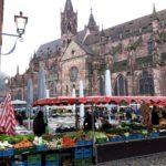 Freiburg im Breisgau - Münsterplatz