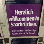 Saarbrücken - französische Spuren in der Saarmetropole